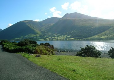 Scafell Pike in the Lake District