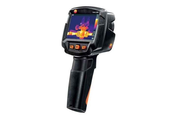 Thermal Imaging Camera Testing